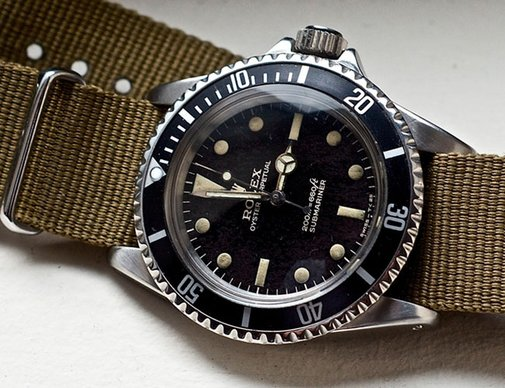 1972 Rolex Submariner