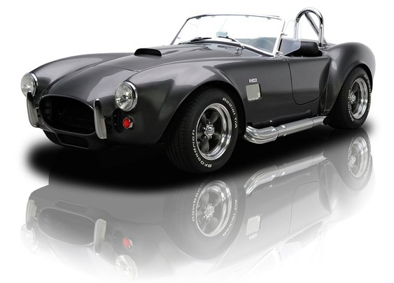 Frame Up Built Cobra Roadster 5.0 Liter FEI 5 Speed