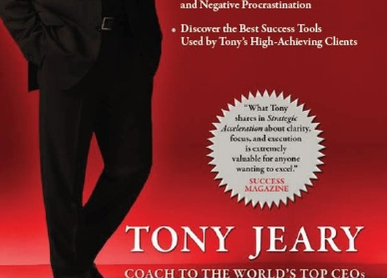 CEO Coach | Strategic Acceleration | Tony Jeary