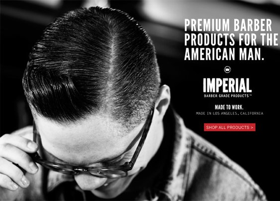 Imperial Barber Products | Premium Barber Products for the American Man