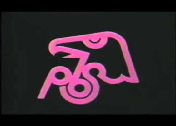The origins of the PBS logo.