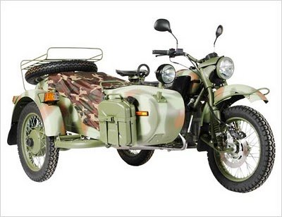 Ural Gear-Up, Awesome Motorcycle