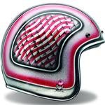 Bell Custom 500 Skratch Deluxe Motorcycle Helmet