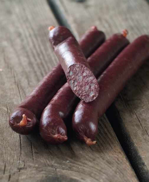 Pairs: Beer and sausage         »  Food Pairs    |DRAFT Magazine