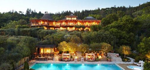 Napa Valley Hotel, Restaurant & Spa Resort | Auberge du Soleil
