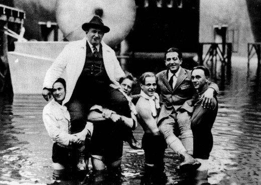 """Behind the Scenes of """"Metropolis"""", 1925-1926"""