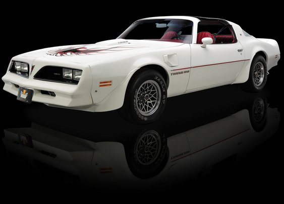 Rare 1978 Trans Am Hurst Edition 400 4 Speed