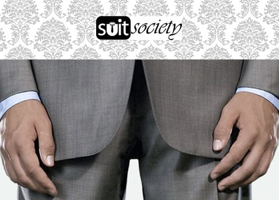 How to wear the correct sleeve length of your suit? | Suit Society