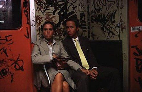 NYC subway | 1980's