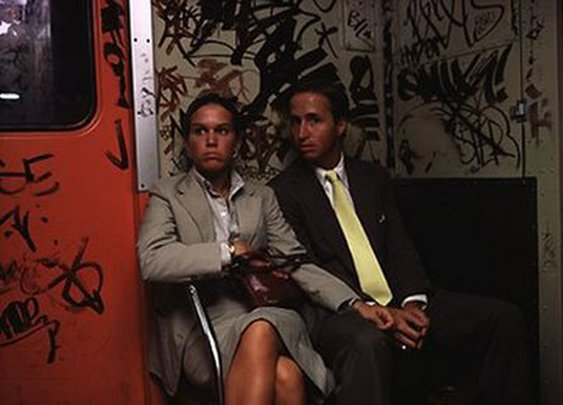 NYC subway | 1980's
