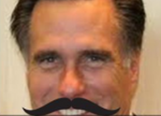 Mitt Romney & Aides Possibly in Deep Discussions Regarding Stache Act | American Mustache Institute