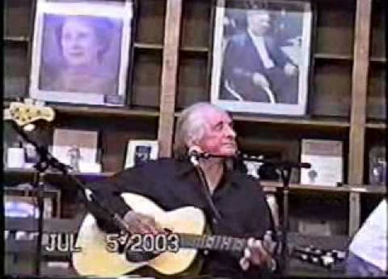 Johnny Cash Final Performance
