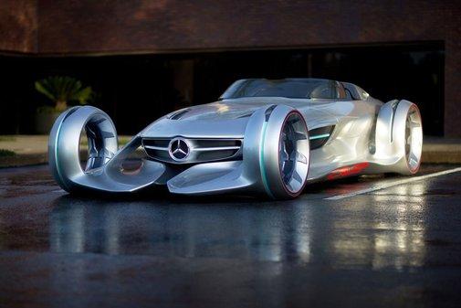 Mercedes-Benz Silver Arrow Concept Car