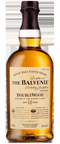 The BALVENIE - DoubleWood