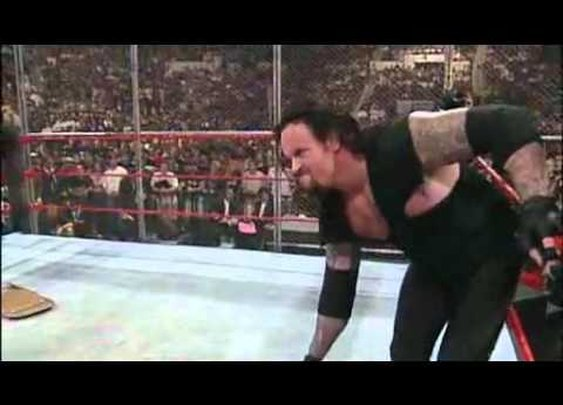 The Undertaker Vs Mankind Hell In A Cell