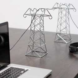 Power Lines For Holding Your Cables