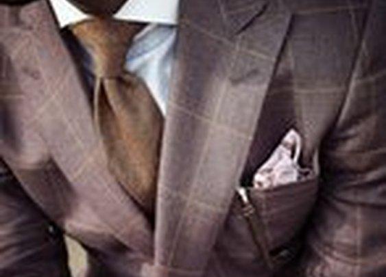 Panta Cashmere Tie