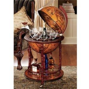 BARNES & NOBLE | Sixteenth Century Italian Replica Globe Bar by Design Toscano