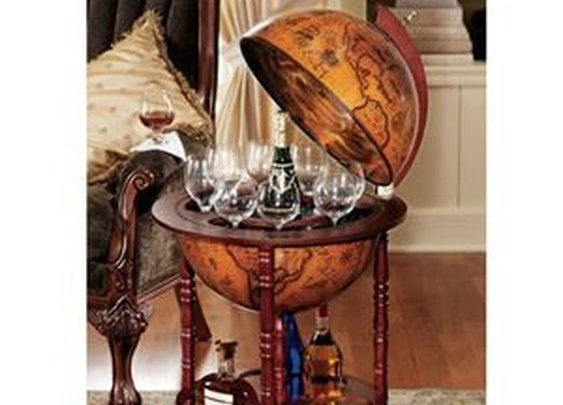 BARNES & NOBLE | Sixteenth Century Italian Replica Globe Bar by Design Toscano