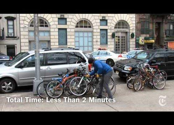 Bike Thief 2012 (Video)