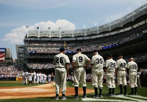 Old-Timers' Day | NY Yankees