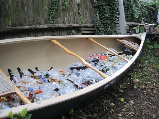 Canoe Cooler Gentlemint