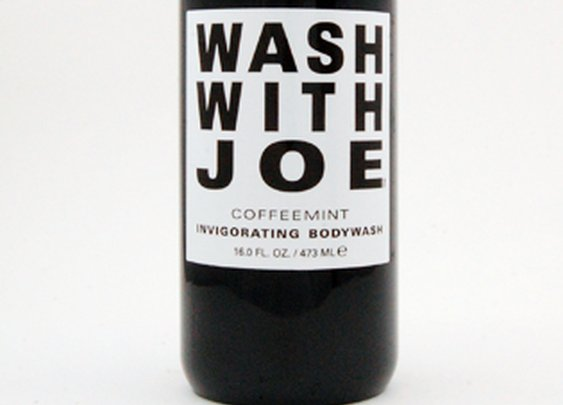 WASH WITH JOE // wake up and feel the coffee