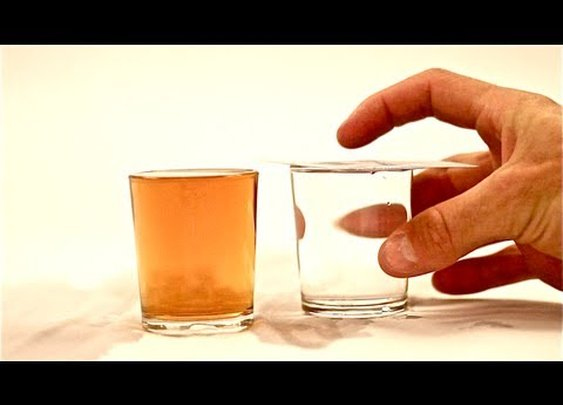 The Whisky Water Trick by Casey Neistat      - YouTube
