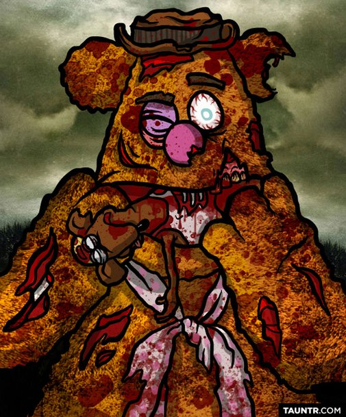 Muppet Zombies
