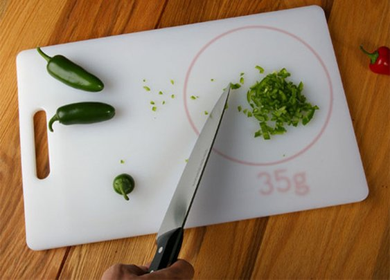 cutting scale
