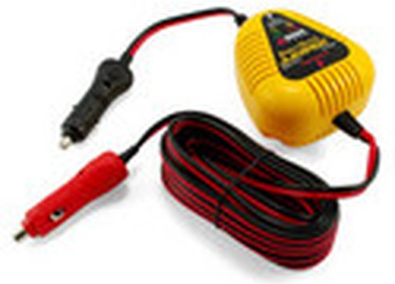 Raining Outside? Try a Closed-Hood Car Jump Starter