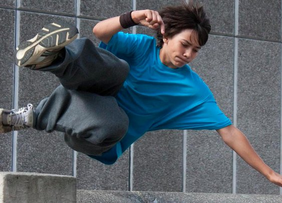 The Definitive Guide to Parkour For Beginners | Nerd Fitness