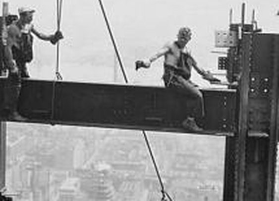 Empire State Building (Nerves of Steel)