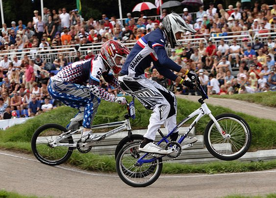 Connor Fields:  BMX at the Olympic Games