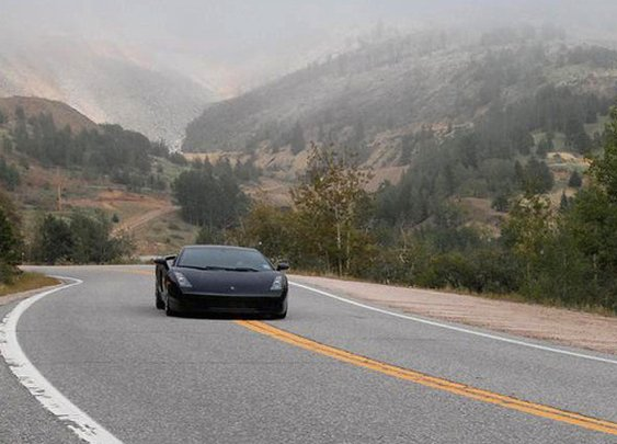 I Sold Everything To Buy A Lamborghini And Drive Across The Country