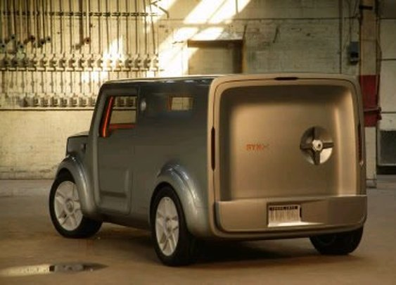Ford SYN-us Concept