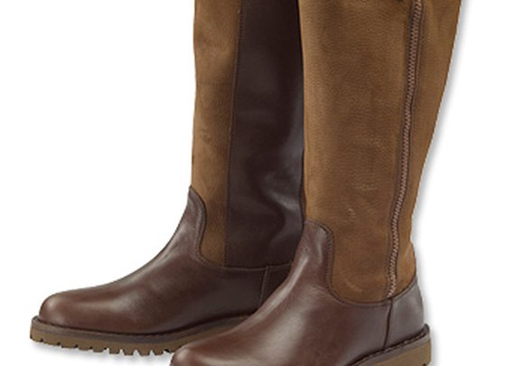 Le Chameau Jameson Waterproof Leather Boot