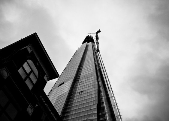 Street Photography and Architecture on the Behance Network