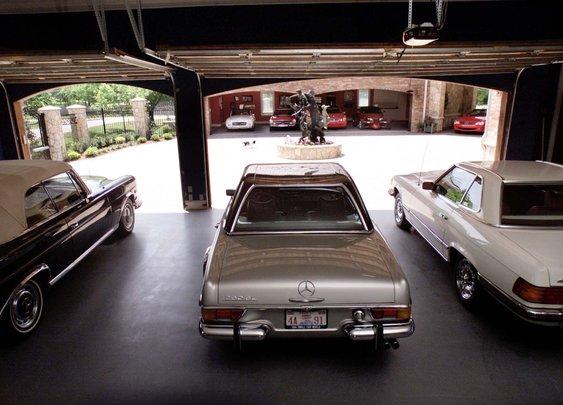 A Gentleman's Garage