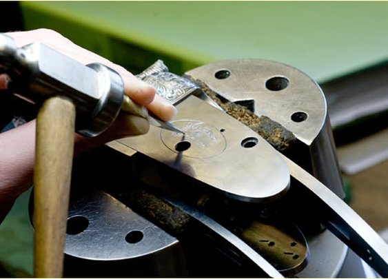 Amazing craftsmanship - Holland and Holland Firearms
