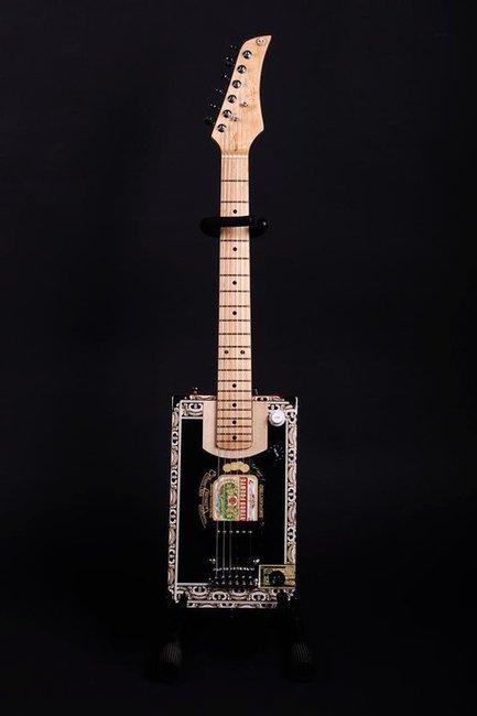 Cigar Box Guitar by Slackjack
