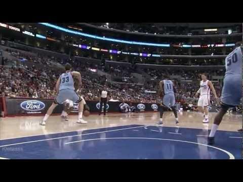 Chris Paul crosses over Marc Gasol vs Grizzlies (2012.03.24)      - YouTube