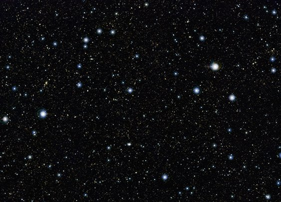 An ultradeep image that's *full* of galaxies! | Bad Astronomy | Discover Magazine