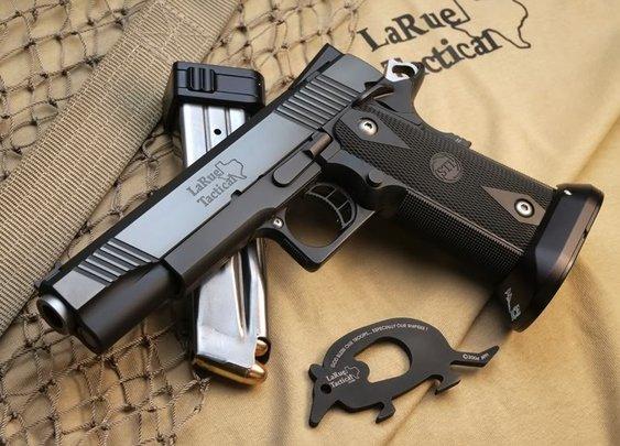 LaRue Tactical 1911