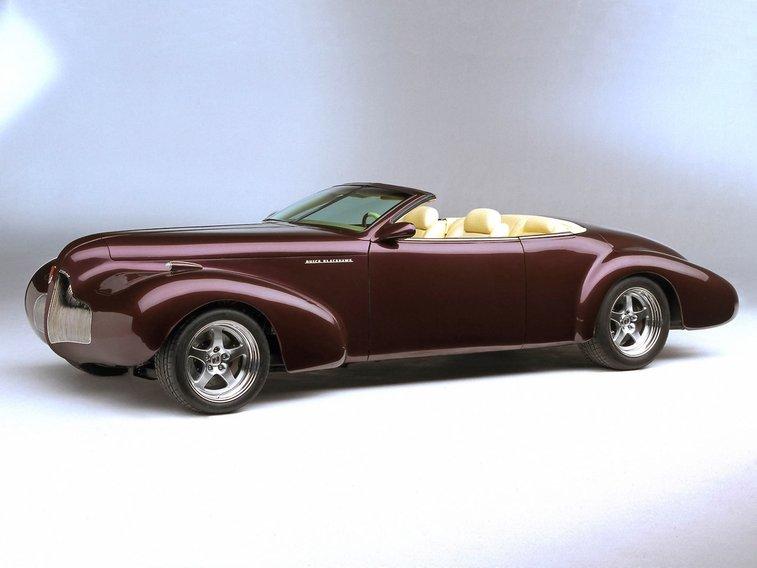 2000 Buick Blackhawk Concept