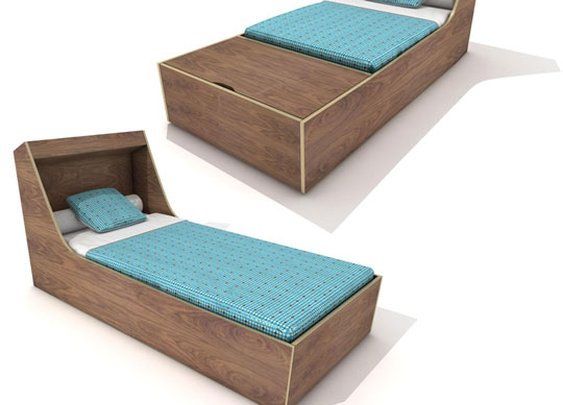 Achille Bed