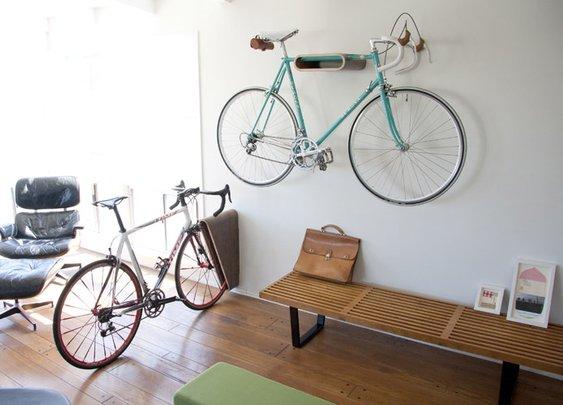 Ballou Projects  » Very Nice Bike Rack