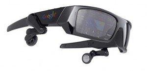 The Future: Seen Through Google Glasses.