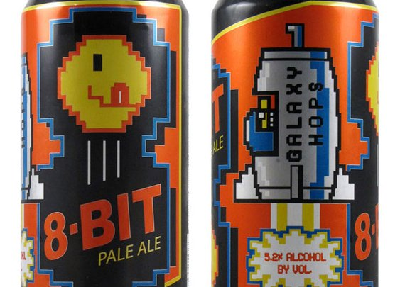 It Helps Me Yell At The Screen: 8-Bit Pale Ale | Geekologie