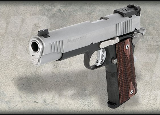 1911 Traditional Two-Tone Match Elite